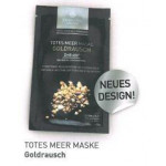 Fette Dermasel Maske Goldrausch