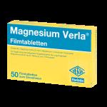 Magnesium Verla - Filmtabletten